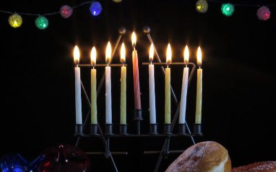Top 5 Chanukah party activities for 2020