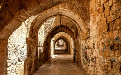 Historical Day Trips in the Jerusalem Area