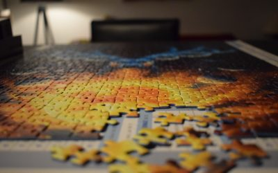 Amazon Week 1: Jigsaw Puzzles